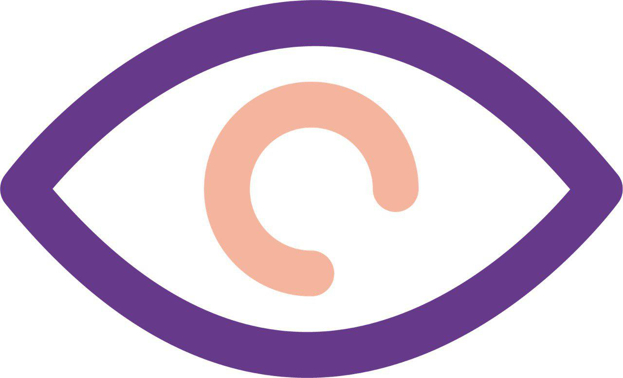Vision and Print Impaired People's Promise Icon