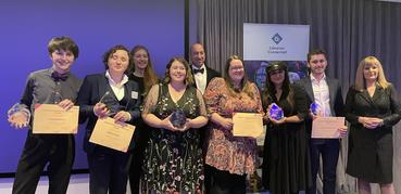 Libraries Connected Award winners 2021