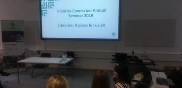 Delegates at 2019 seminar